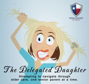 Delegated Daughter